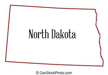 dakota, norte
