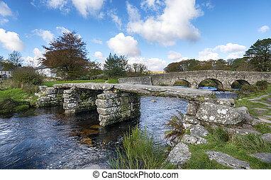 dartmoor, biridges, postbridge, dos