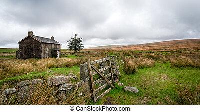 dartmoor, parque nacional