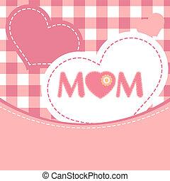 day., 8, feliz, eps, madre