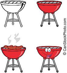 De Barbecue. Colección