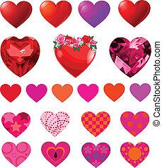 De diferentes corazones