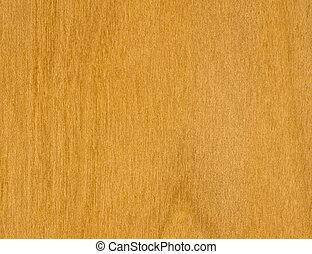 De madera de arce