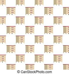 de madera, plano de fondo, forniture, patrón, cajones