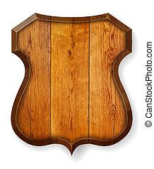 de madera, realista, board.