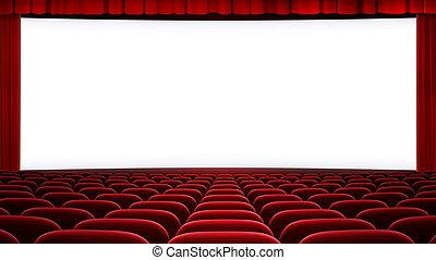 de par en par, proporción, cine, pantalla, backgound, 16:9), (aspect