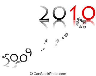 De viejo a año nuevo