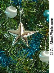 Decoraciones de árbol de Navidad