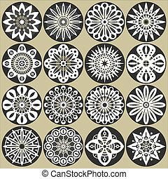 Decoraciones ornamentales