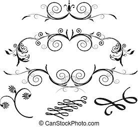 Decorativos diseño floral