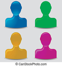 default, perfil, avatar