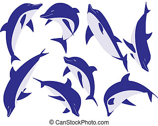 delfines animales