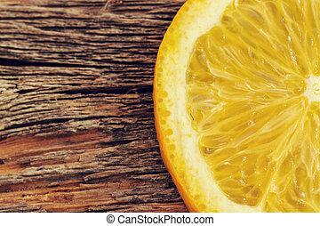 Deliciosa naranja
