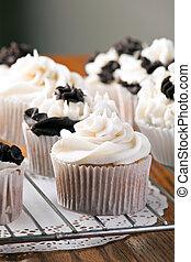Deliciosos pastelitos gourmet