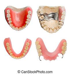 dental, prótesis