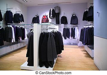departamento, ropa