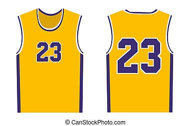 deporte, camiseta, baloncesto, ilustración, diseño