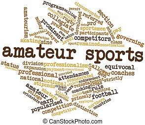 Deportes aficionados