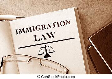 Derecho de inmigración