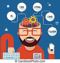 Desarrollo de la web y aplicaciones móviles