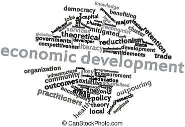 desarrollo, económico