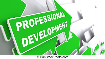 Desarrollo profesional. Concepto de negocios.