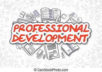 Desarrollo profesional, concepto de negocios.