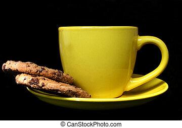 Descanso de café