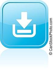 Descarga el botón web