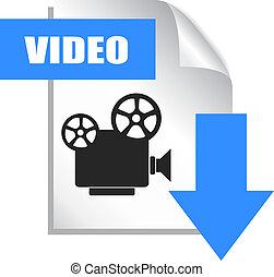 Descarga video
