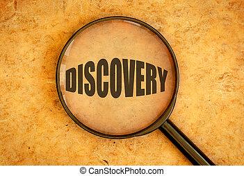descubrimiento