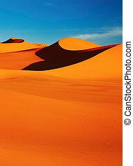 desierto, sáhara