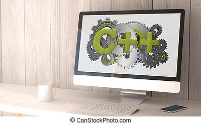 Desktop Computer C++