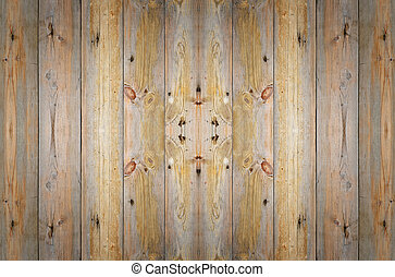 Detalles de madera vieja