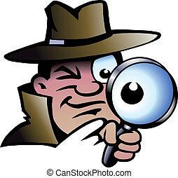 detective, inspector