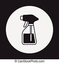 detergentes, icono