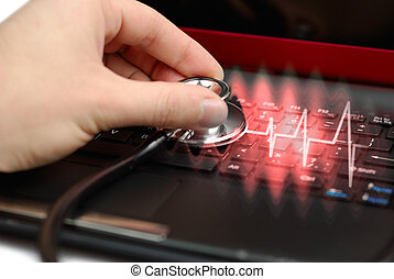 Diagnóstico informático