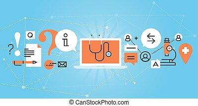 Diagnóstico médico en línea