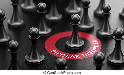 diagnosticar, mental, assessment., desorden bipolar, salud