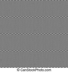 diagonal, seamless, galón, resumen, patrón geométrico, alterno