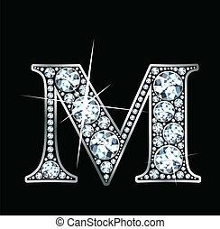 """Diamante """"M"""""""