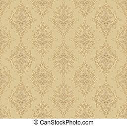Diamantes en un patrón de tablero