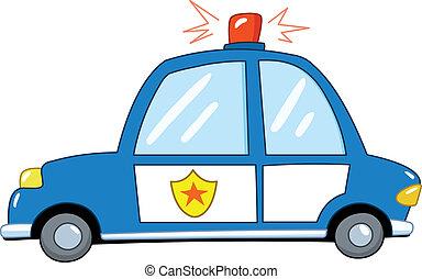 Diario de autos de la policía