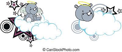 Diario del ángel del rinoceronte