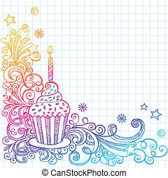 Dibujo de cumpleaños