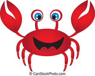 Dibujos de cangrejo rojo
