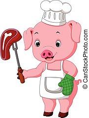 Dibujos de cerdo