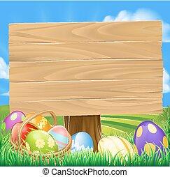 Dibujos de huevos de Pascua