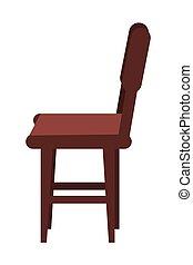 Dibujos de icono de silla
