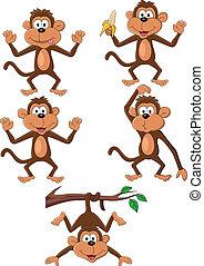 Dibujos de mono